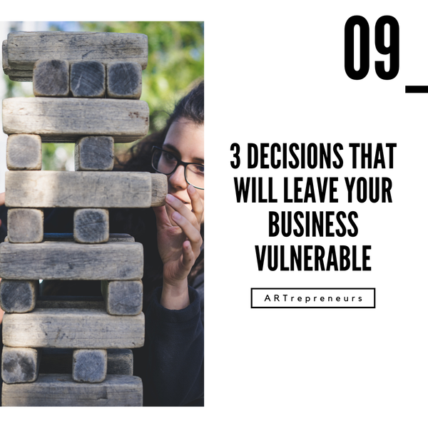 3 decisions that will leave your business vulnerable Image