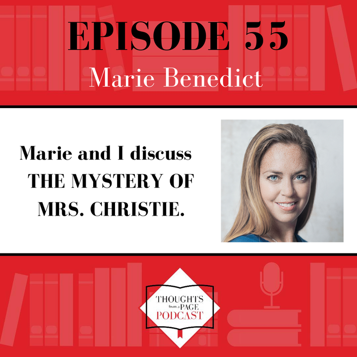Marie Benedict - THE MYSTERY OF MRS. CHRISTIE