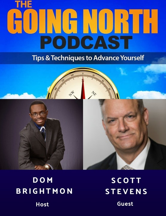 """101 - """"Every Silver Lining Has a Cloud"""" with Scott Stevens (@AlcoholAuthor) Image"""