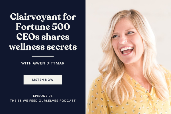 5. Clairvoyant for Fortune 500 CEOs shares wellness secrets