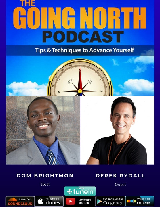 "61 - ""The Abundance Project"" with Derek Rydall (@derekrydall) Image"