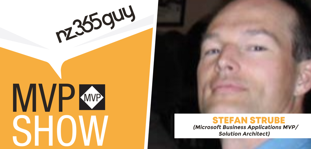 Stefan Strube on The MVP Show
