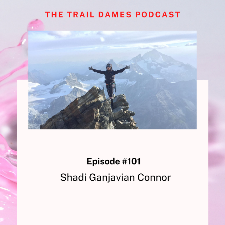 Episode #101 - Shadi Ganjavian Connor