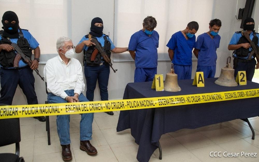 Ministerio Público acusa formalmente a Aguirre Sacasa