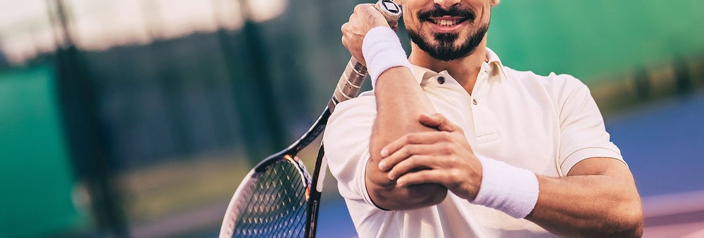 What is tennis elbow and how can it be prevented