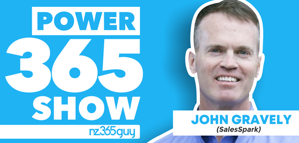 SalesSpark with John Gravely