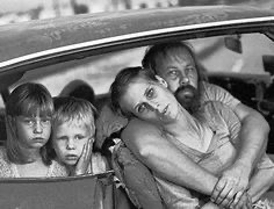 American Poverty continues to grow