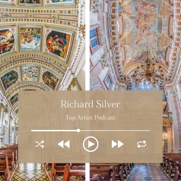 Photographer Richard Silver on His Architectural Photography and Vertical Churches Image