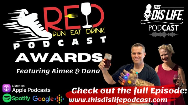 The Foodie Awards with RED Podcast Image