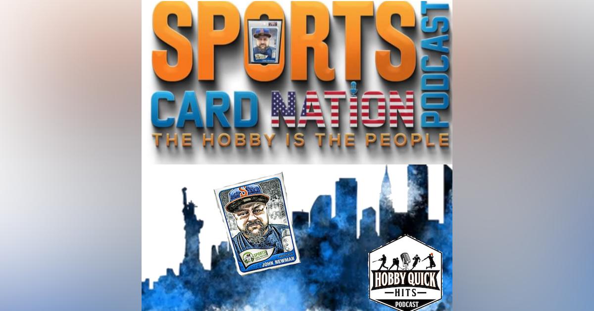 Sports Card Nation Podcast Newsletter Signup