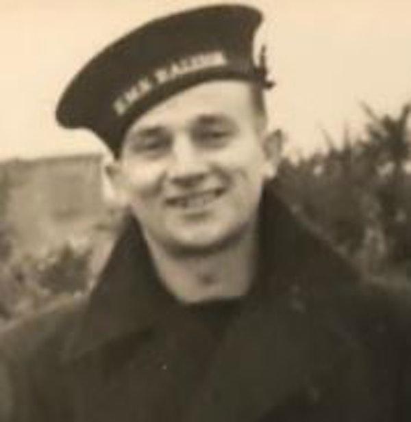 43 Canadian Seaman Ray Fitchett POW and HMS Exeter - spoken memoir Image