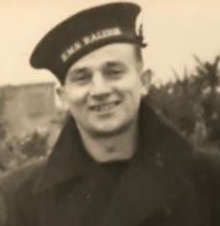 43 Canadian Seaman Ray Fitchett POW and HMS Exeter - spoken memoir
