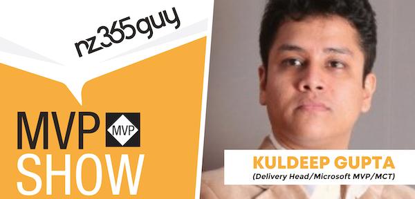 Kuldeep Gupta on The MVP Show