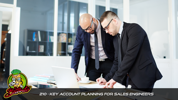 210 - Key Account Planning for Sales Engineers