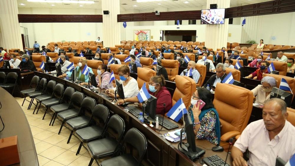 Asamblea crea comisión para consultar reforma constitucional