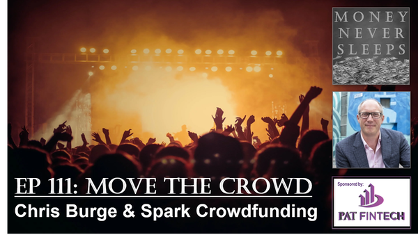 111: Move the Crowd | Chris Burge and Spark Crowdfunding Image
