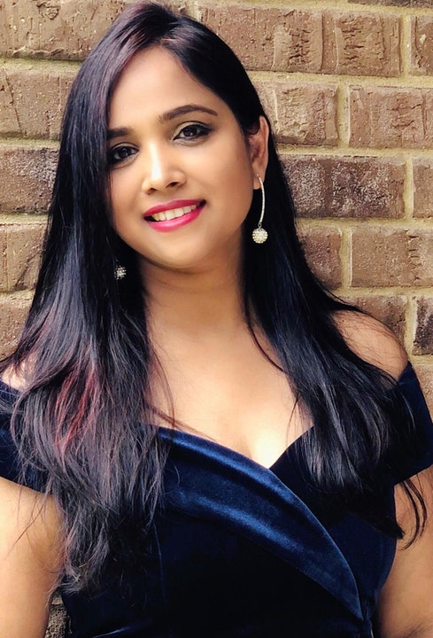 018#: Passion To Profession: Austin - Based Pageant Winner Pragya Sen on her passion for Art, Creativity , Social Work and on starting her own Entertainment Company Image