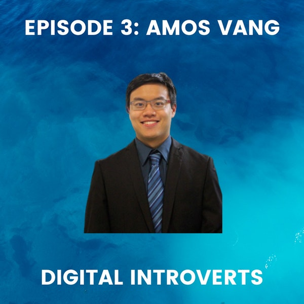 Episode 3: On Mindset and Performance With Amos Vang