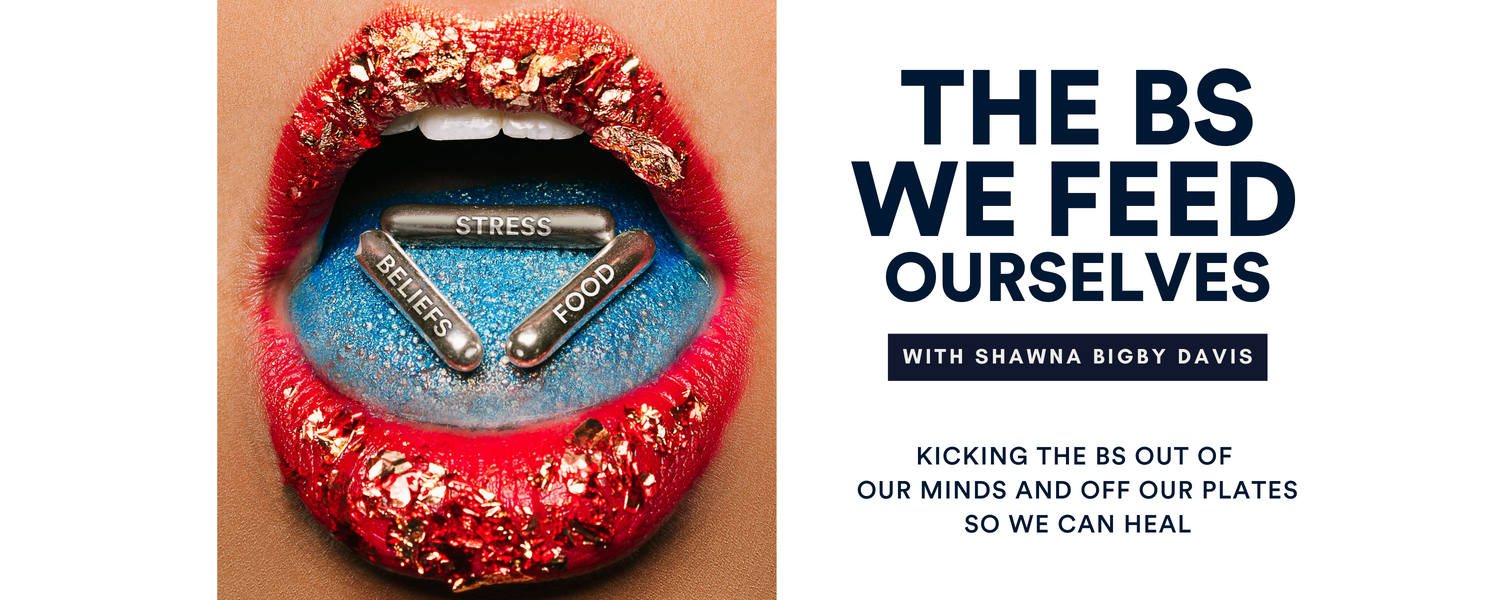 The BS We Feed Ourselves Podcast