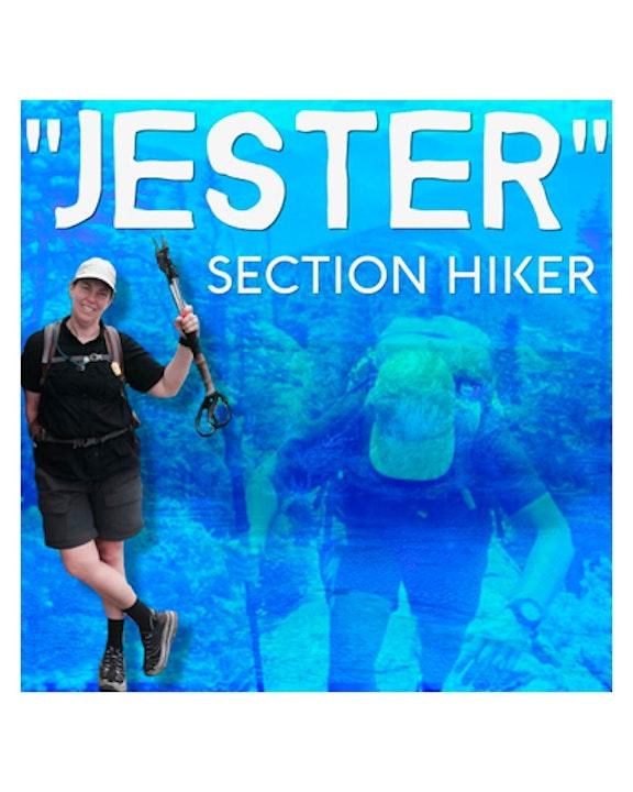 "Episode #48 - Julie ""Jester"" Gayheart (a Trail Dames story)"
