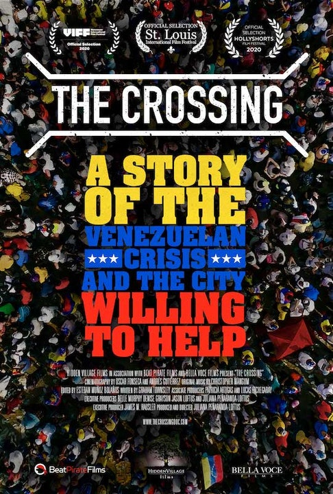 """""""The Crossing"""" apuesta colombiana por el Oscar a Mejor Documental Corto del 2021"""