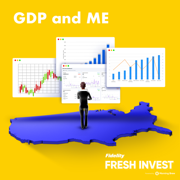 GDP and Me