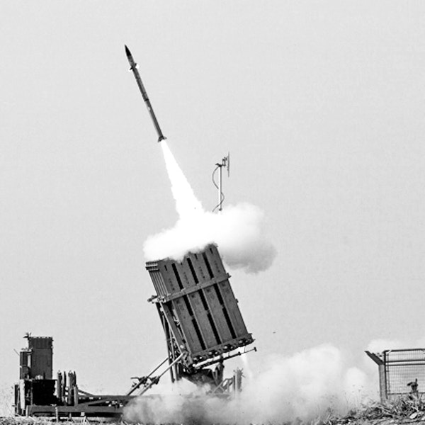 Is Israel Telling the Truth About the Iron Dome? Image