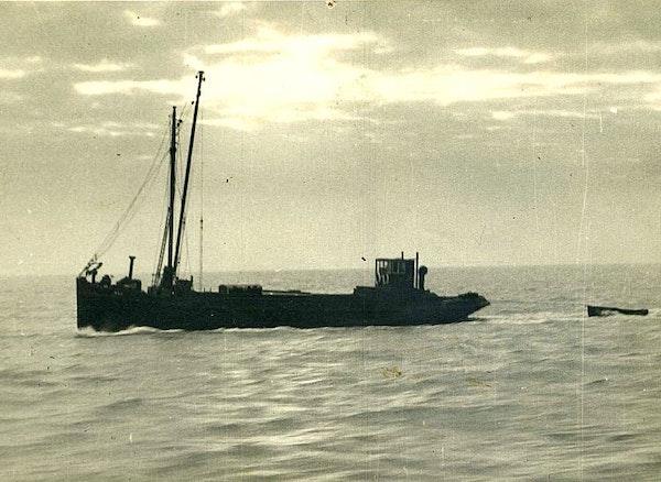 20 Dunkirk Little Ship Bee - UNABRIDGED EDITION WWII - Fred Reynard Image