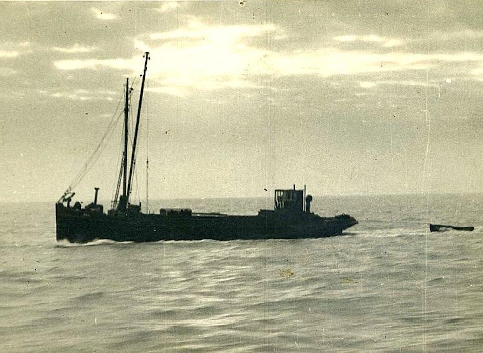 20 Dunkirk Little Ship Bee - UNABRIDGED EDITION WWII - Fred Reynard