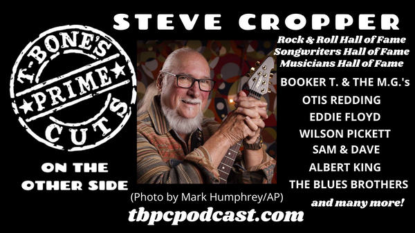 Episode #5 - Steve Cropper Image