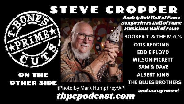Episode #5 - Steve Cropper Image