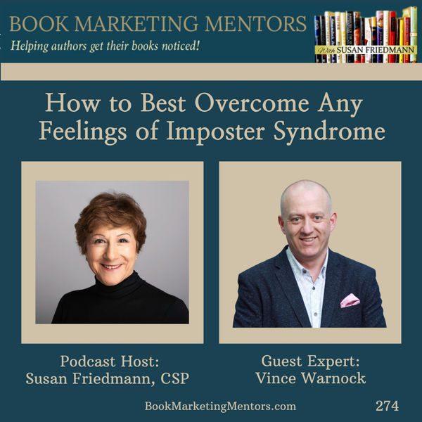 How to Best Overcome Any Feelings of Being an Imposter - BM274