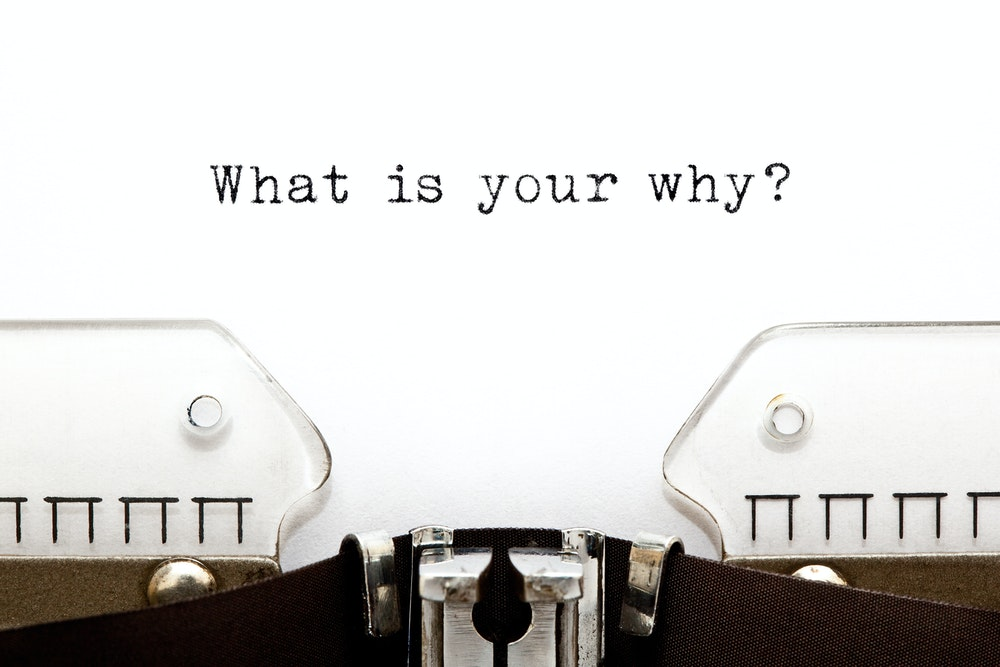 Closing Thought of the Week: Find Your Why - E33