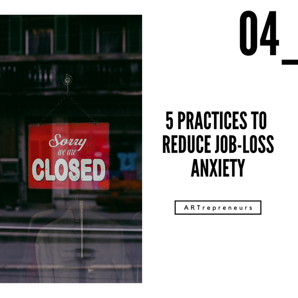 5 Practices to reduce job-loss anxiety Image