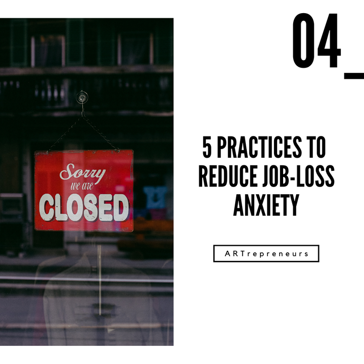 5 Practices to reduce job-loss anxiety