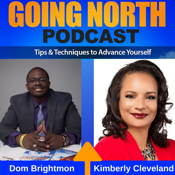 """218 – """"Be a Good Thing Before Looking for a Good Thing"""" with Kimberly Cleveland Image"""