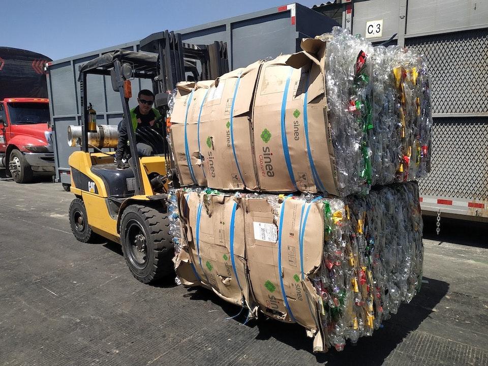 El plástico reciclado es materia prima para generar nuevos productos en el país: Atica