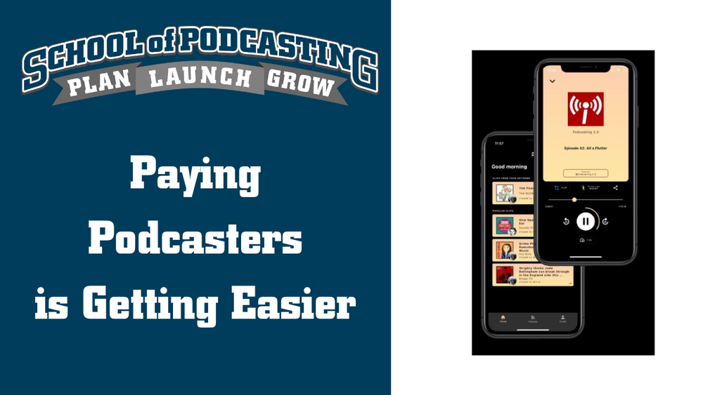 Paying Podcasters Is Getting Easier - Fountain.fm Demo