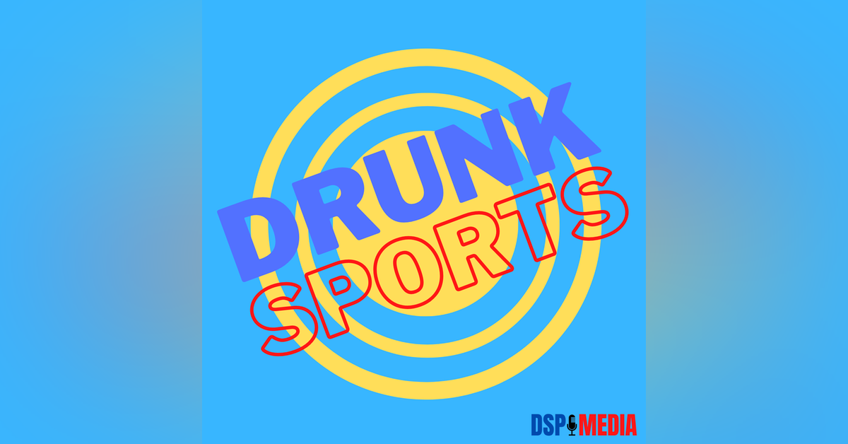 The Drunk Sports Podcast Newsletter Signup