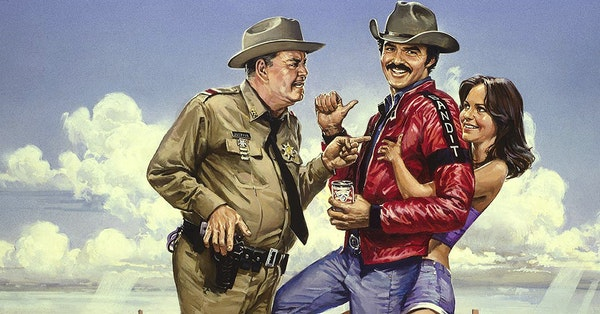 Midweek Mention... Smokey and the Bandit Image