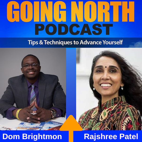 "182 - ""The Power of Vital Force"" with Rajshree Patel (@ByRajshree) Image"