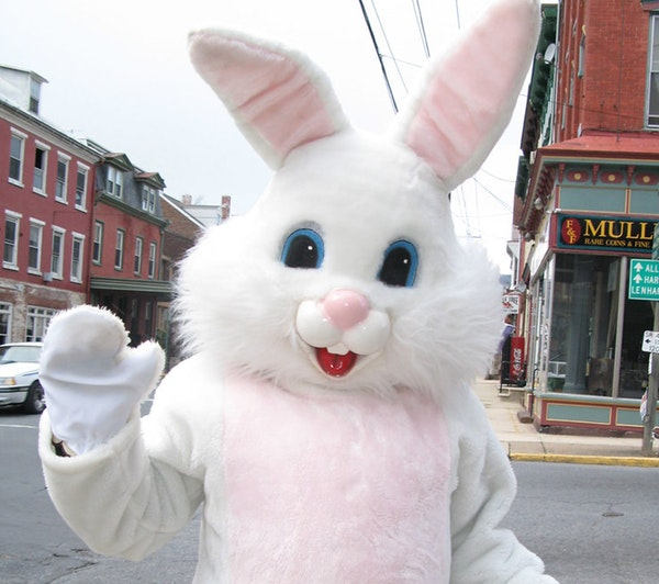 Episode 122: Easter and Other Dead Things Image