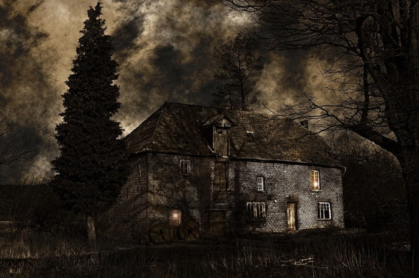 Haunting at Haverfordwest Image