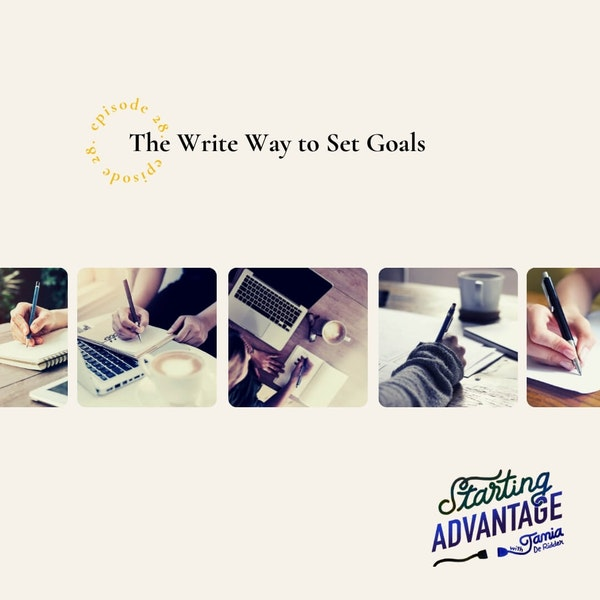 The Write Way to Set Goals