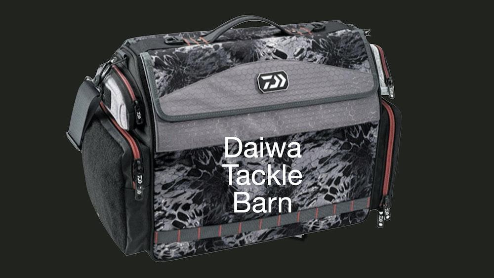 Daiwa Tackle Barn Review