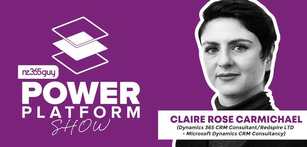 Power Platform Grad Programs with Claire Rose Carmichael