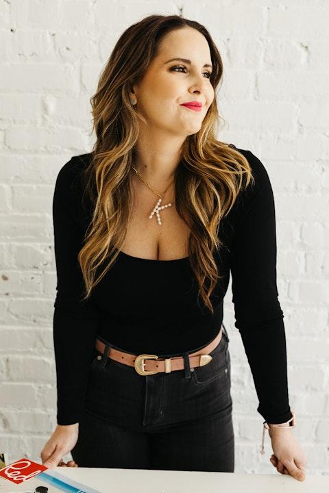 Personal Stylist & Podcaster Katie Allen's Big Leap