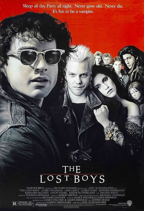Episode image for The Lost Boys (1987) | Discussion/Review