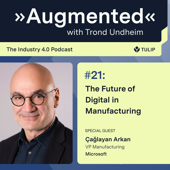 Episode image for The Future of Digital in Manufacturing