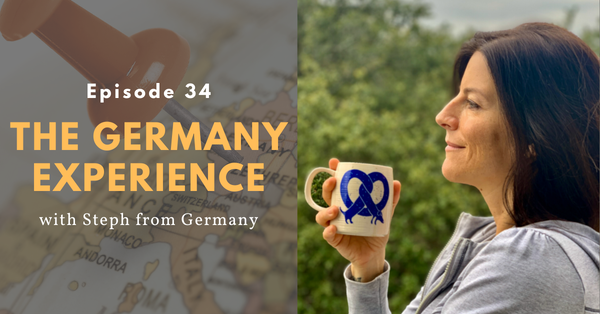 Finding yourself in a second language: language and identity (Steph from Germany) Image
